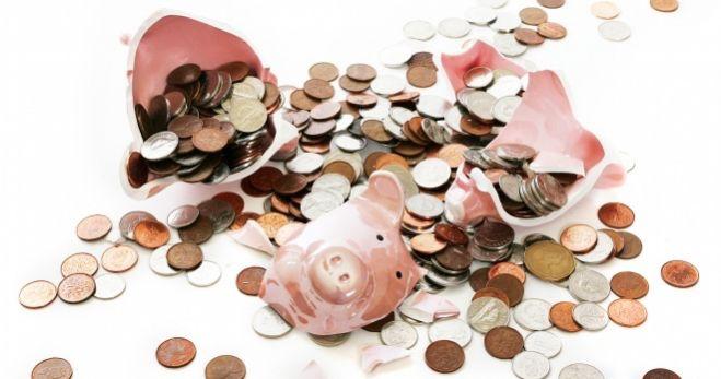 ICO-токены, принадлежащие проектам, потеряли 54% от стоимости